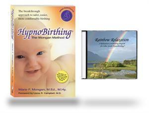 HypnoBirthing Book/Rainbow CD Set