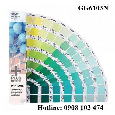 Pantone màu Plus Color Bridge Coated GG6 | 09-24 28/07/2016