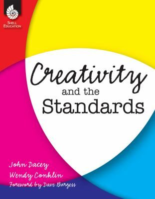 Build students' creativity while implementing standards-based instruction! This resource helps teachers learn how to merge teaching the standards and creative-thinking strategies in order to help students solve problems, think effectively, and be innovative. Teacher resources include classroom management ideas, lesson examples, and assessment information. This resource is aligned to the interdisciplinary themes from the Partnership for 21st Century Skills.