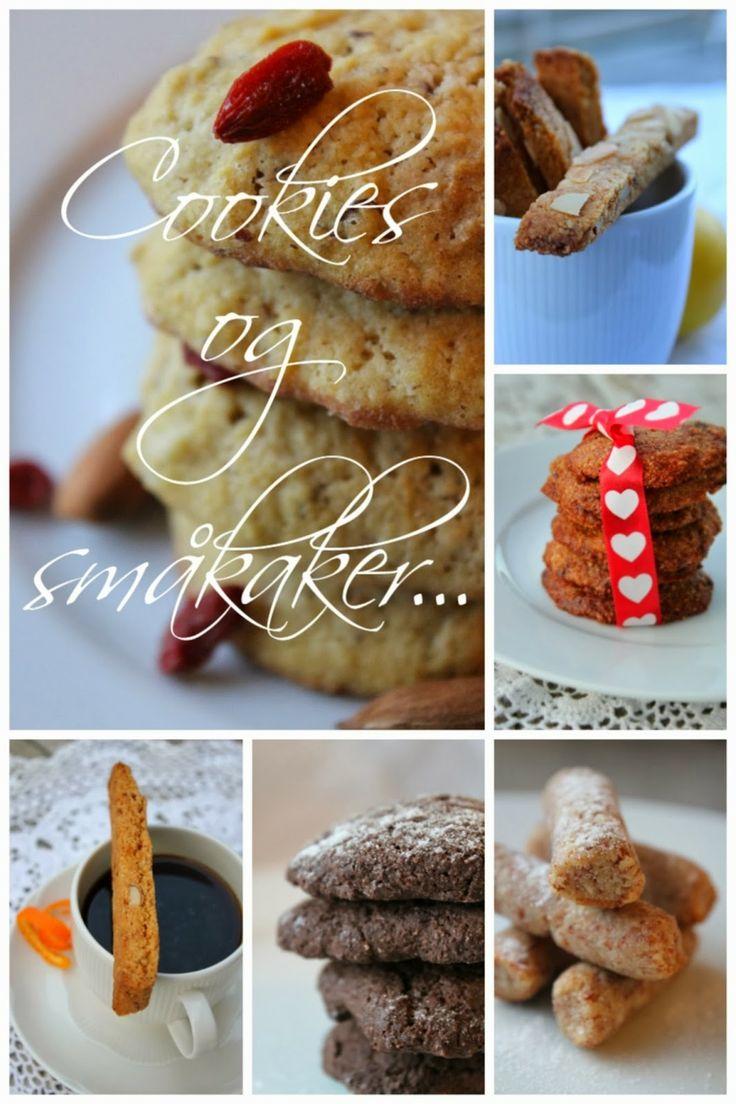 Lavkarbo, Sukkerfri og Glutenfri Julebakst...