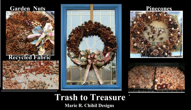 Pin By Marie Chihil On Trash To Treasure Pinterest