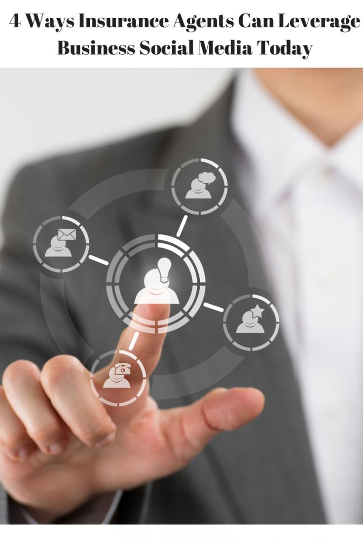 4 ways to leverage business social media