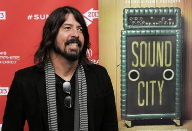 """Video: Dave Grohl's music documentary """"Sound City"""""""