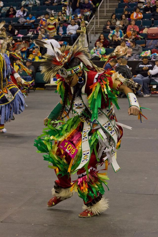 10 dances to watch for at the Manito Ahbee International Pow Wow: Grass Dance. www.manitobahot.com #exploremb