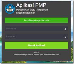 Mengirim Data PMP Secara Offline