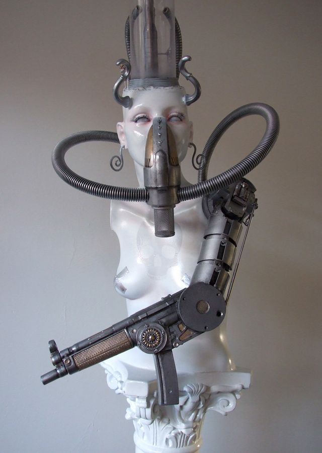 """Venus de Biomechanica"" by Jeugdstijl"
