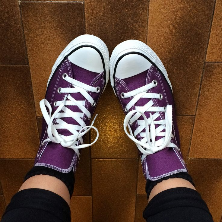 Converse forever! Viola state of mind!
