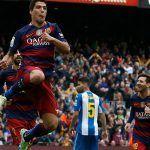 Barça şampiyonluk virajını döndü  İspanya La Liga'da son haftalarda tansiyon epey yükseldi. Atletico'nun Levante karşısında yenilerek yarışta geriye düştü. Barcelona Granada karşısında kaznırsa.  http://www.sporadair.net/barca-sampiyonluk-virajini-dondu-3592.html