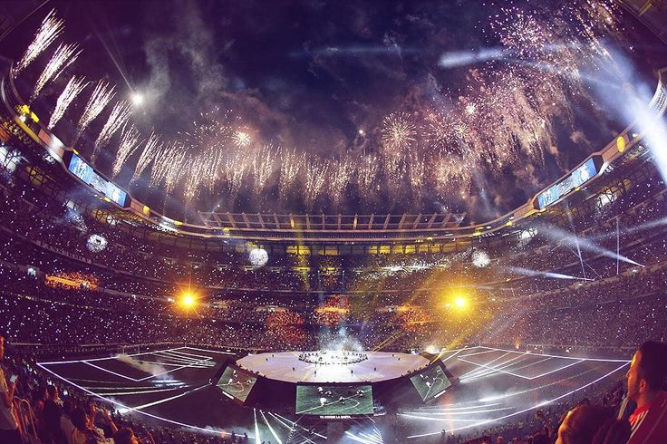 🏟🎆🏆 #CHAMP12NS THE BEST STADIUM IN THE WORLD! ¡EL MEJOR ESTADIO DEL MUNDO! #HalaMadrid