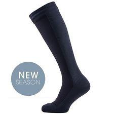 SealSkinz Socks Cycling Hiking Mid Knee Socks Waterproof Windproof