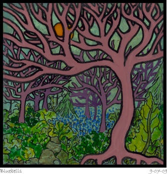 Katzinn - Bluebells: Antiques Lennox, Lennox Alfheimr, Leo Camouflage, Pincushions Antiques, Sunflowers Leo, Katzinn Katzinn Com Click, Grid Pincushions, Camouflage Forests, Katzinn Latest