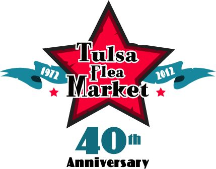 Love the Tulsa Flea, I have found some of the best treasures there!