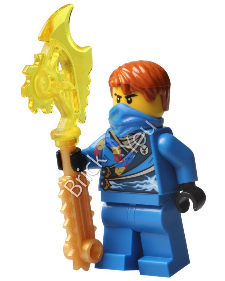 Lego Ninjago Rebooted Jay Digital File Instant Download