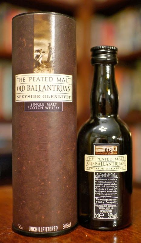 The Old Ballantruan Single Malt Scotch Whisky