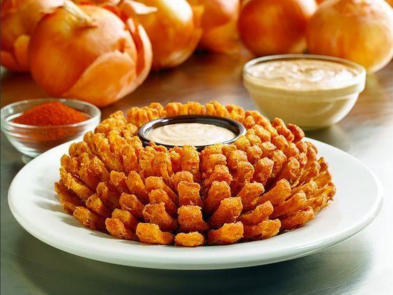 Flor de Cebolla frita - Ideitas fáciles - Taringa!