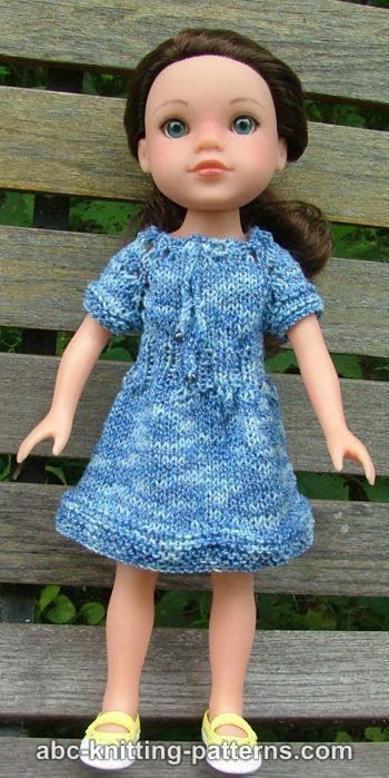 198 Best Knitting Patterns For Doll Clothes Images On Pinterest