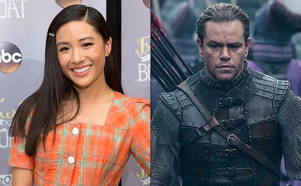 Fresh Off the Boat star Constance Wu has criticized the China-set action-fantasy The Great Wall for casting Matt Damon in the lead role, arguing...