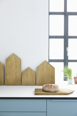 Great cutting boards. Ferm Living - Danish company, so clever and clean designs.