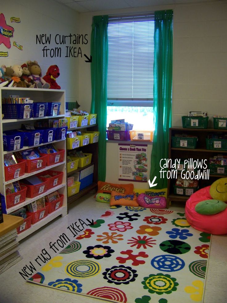 2nd Grade Classroom Design Ideas ~ Best kindergarten libraries and book boxes images on