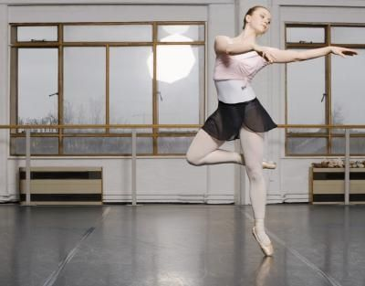 How to Make Your Own Ballet Studio in the Basement