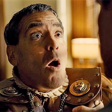Movies: Watch Josh Brolin rough up George Clooney in Hail Caesar! clip