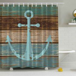 SHARE & Get it FREE | Anchor Print Waterproof Mildewproof Shower CurtainFor Fashion Lovers only:80,000+ Items • FREE SHIPPING Join Nastydress: Get YOUR $50 NOW!