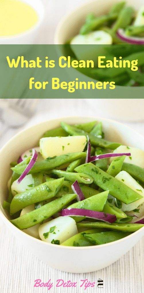 What is clean eating for beginners