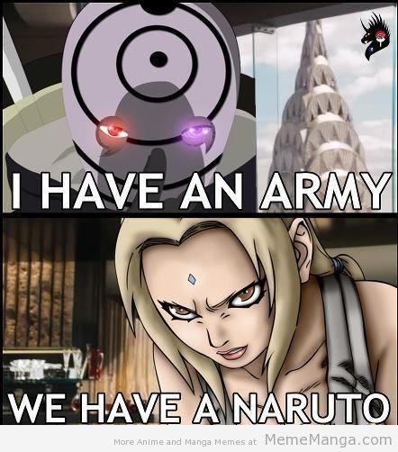 Naruto Meme Hulk Avengers