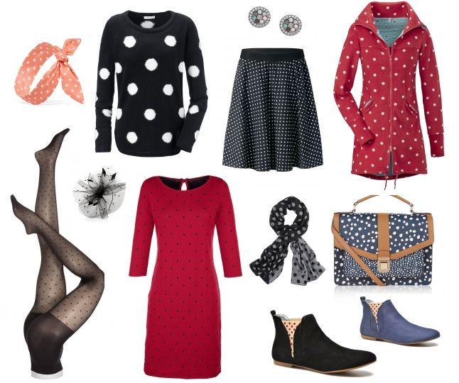 Fashion auf den Punkt gebracht 😉  - Erstellt mit collageAd!