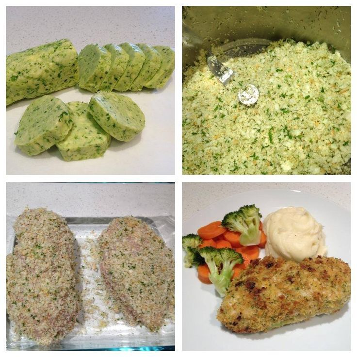 Chicken Kiev - The Road to Loving My Thermo Mixer