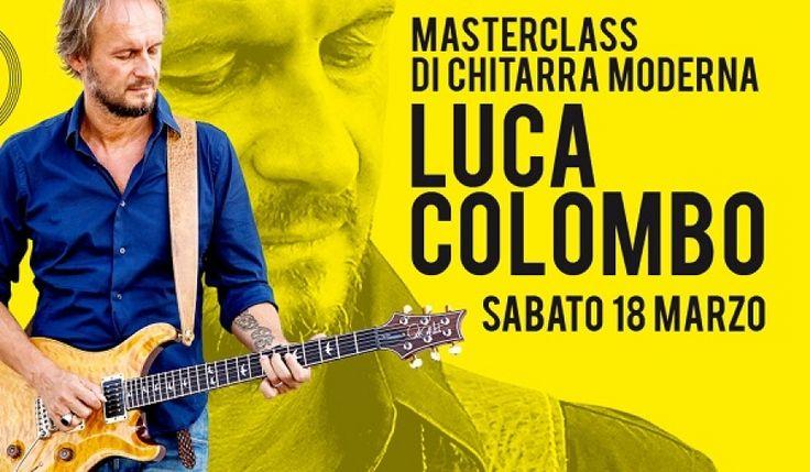 """Luca Colombo al """"Caffè tra le righe"""""""