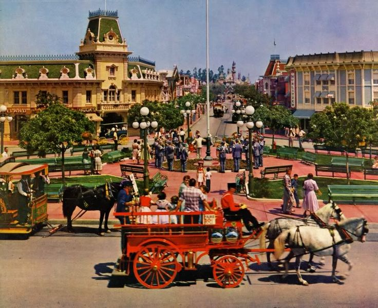 Pictures The Official Vintage Disneyland Images/Souvenirs/Ephemera Thread