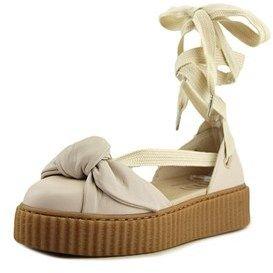 Puma Bow Creeper Sandal Women Open Toe Leather Platform Sandal.