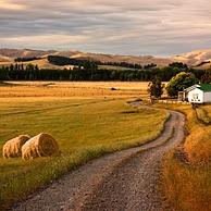 Beautiful scene around Hastings country area