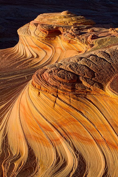 Sandstone Waves in Coyote Buttes North, Arizona.: Sandston Waves, Amazing, Arizona Usa, Natural Photography, Travel Places, Beautiful, Coyotes Butts, Butts North, The Waves