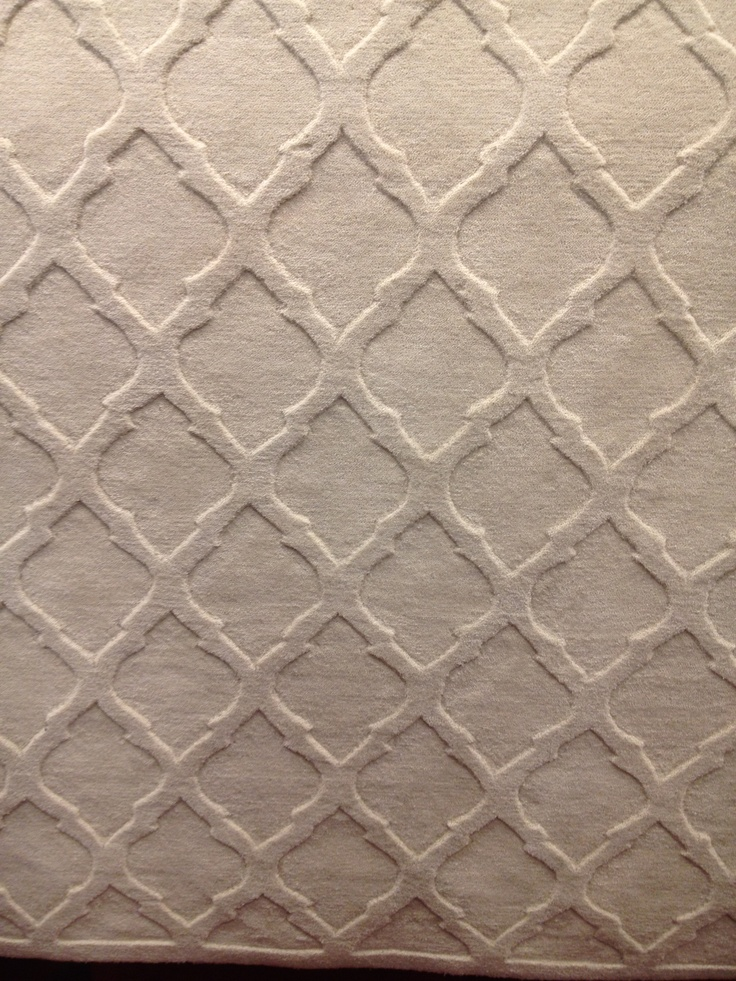 Pier 1 Moorish Tile Rug In Ivory Perfect Combo Of