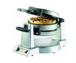 Win a Double Belgian Waffle Maker