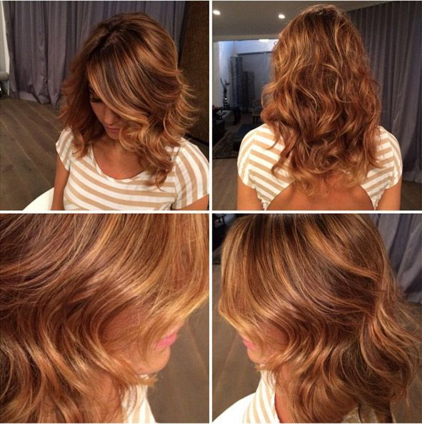 I love the caramel hair color. Especially it suits women with brown skin color. You can apply this beautiful caramel hair color yourself. Hair dyes and how to apply description of here. Starting:All copper...Share the joy
