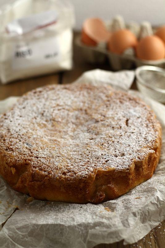 Torta di riso- classic easter cake!