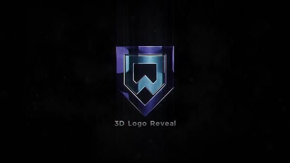 3d Logo Reveal Logo Reveal After Effects Logos