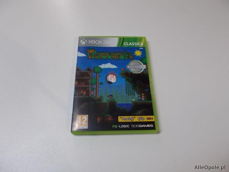 Terraria - GRA Xbox 360 - Opole 0486 (Opole)