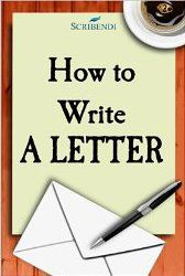 How to Write a Letter- letter recomendation