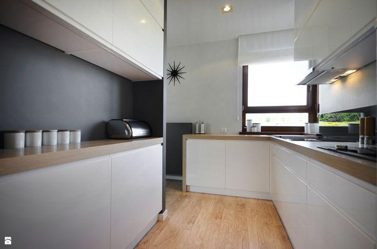 Kuchnia - Pracownia Wnętrza - przestrzeń szyta na miarę