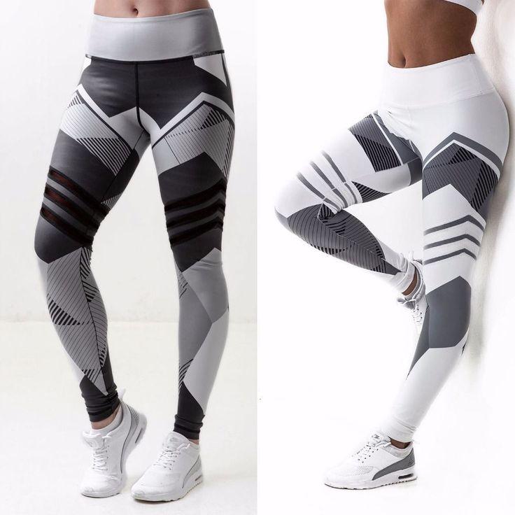 High Waist Leggings Women Sexy Hip Push Up Pants Legging //Price: $14.40 & FREE Shipping //     #yogapaint