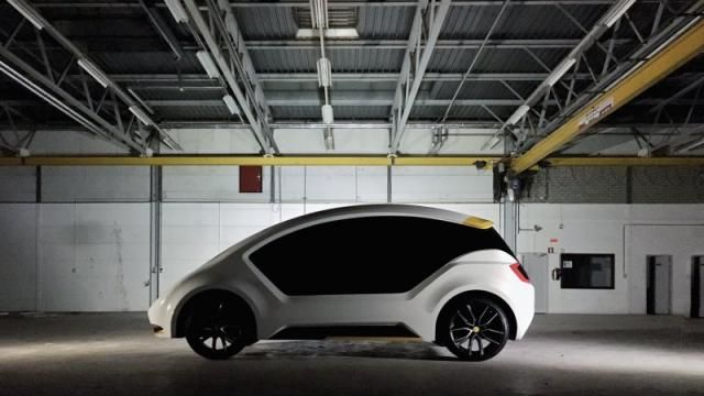 Dutch company claims its ride-sharing EV will last for 1 million miles