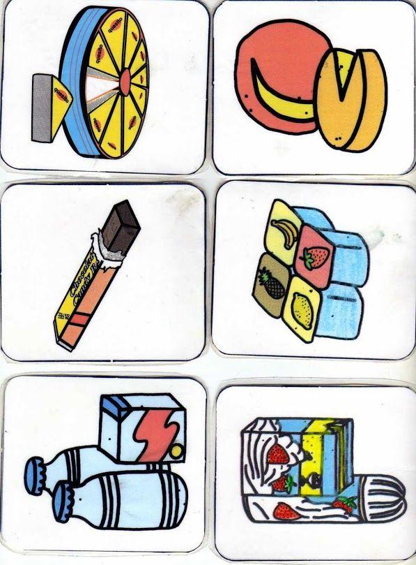 Winkelspel voor kleuters, free printabele / shop for preschool no. 3