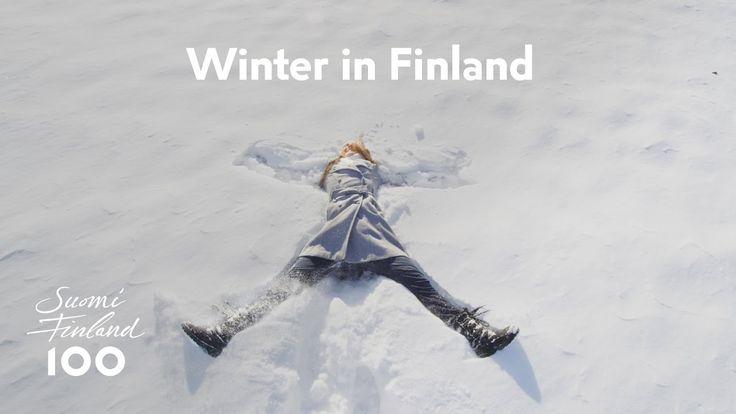 SuomiFinland100: Winter in Finland
