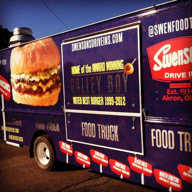 The Swenson's Food Truck will be serving lunch outside our office from 11:30 - 1:30. If you're in the Cleveland area, stop by and grab lunch with us. (3133 Chester Avenue.)