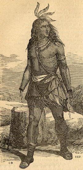 Galvarino (?-1557) fue un guerrero mapuche perteneciente a las filas de Lautaro.