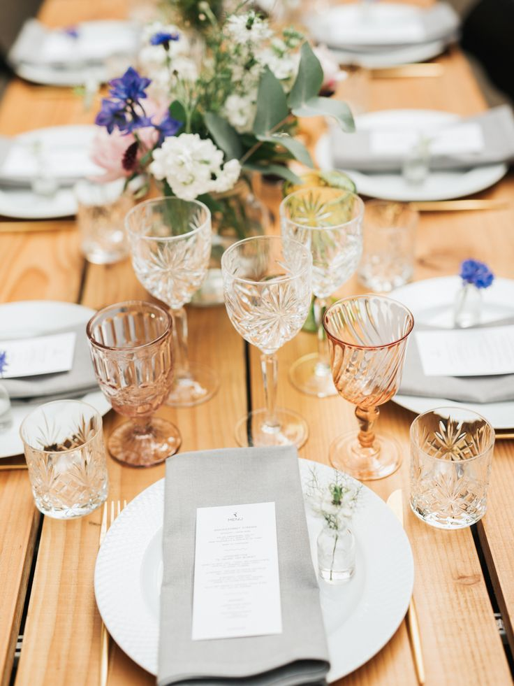 13 best REAL WEDDINGS & EVENTS I A table story images on Pinterest